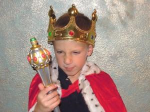 Недовольный король