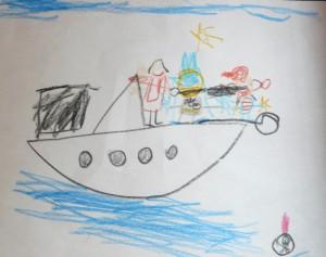 Схватка с пиратами - Адам