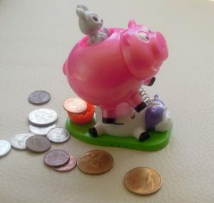 Микина конфетная свинья