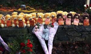 Школа была завалена игрушками, все приносили по 20 одинаковых мишек и ангелов
